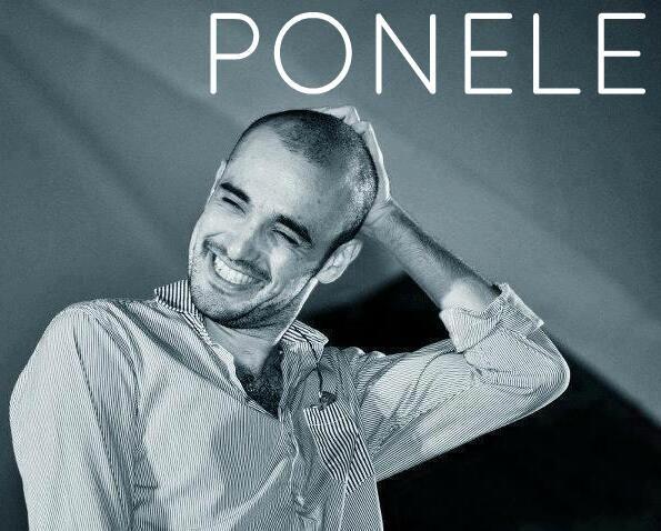 """Abel Pintos - """"ponele"""" jajaja"""