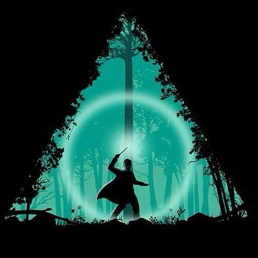 1000 ideas about deathly hallows on pinterest harry for Hallowed ground tattoo