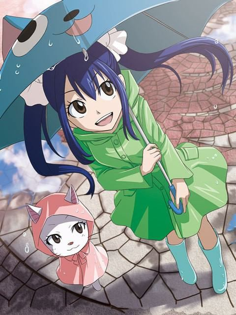 Wendy Marvel - Fairy Tail