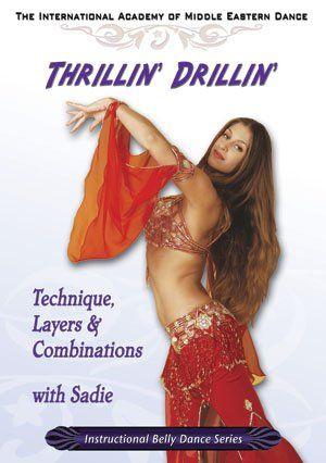 Amazon.com: Thrillin' Drillin' with Sadie Bellydance DVD: Movies & TV
