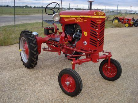 Gibson E tractor - Google Search