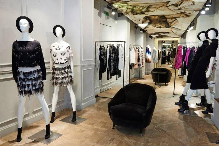 PINKO Hybrid Shop PARIS 4, rue du Faubourg St Honoré