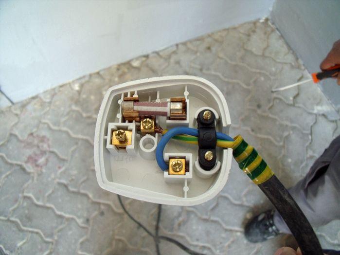 funny safety plug