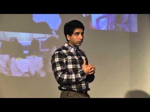 ▶ Salman Khan, Founder of the Khan Academy - YouTube