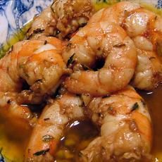 Ruth's Chris Steak House Barbecue Shrimp Orleans. Photo by readergirld