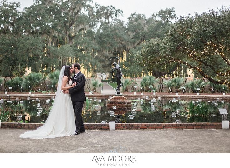 Brookgreen Gardens Wedding | Adam And Emily » Ava Moore Photography | Night  Of A Thousand
