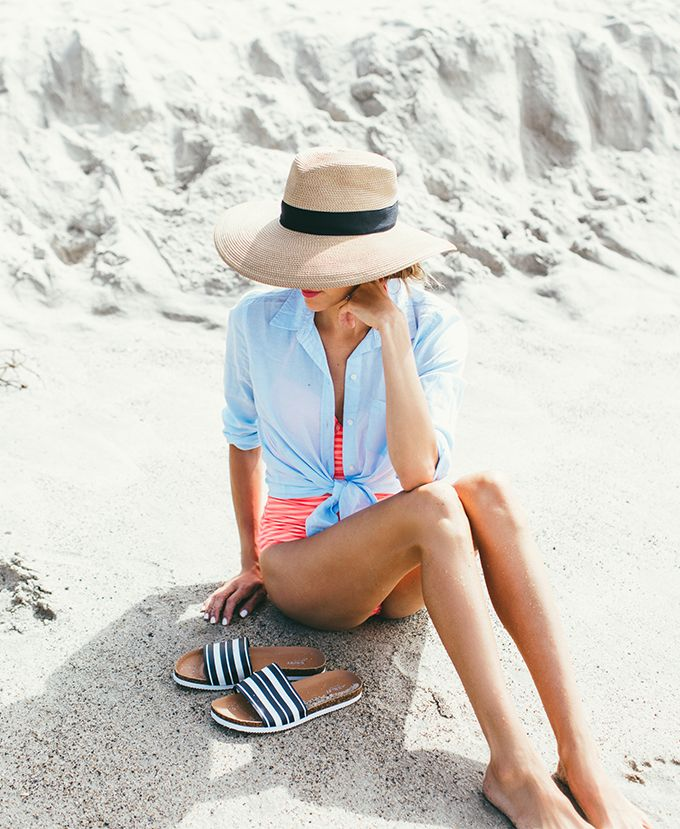 beach style hello fashion blog