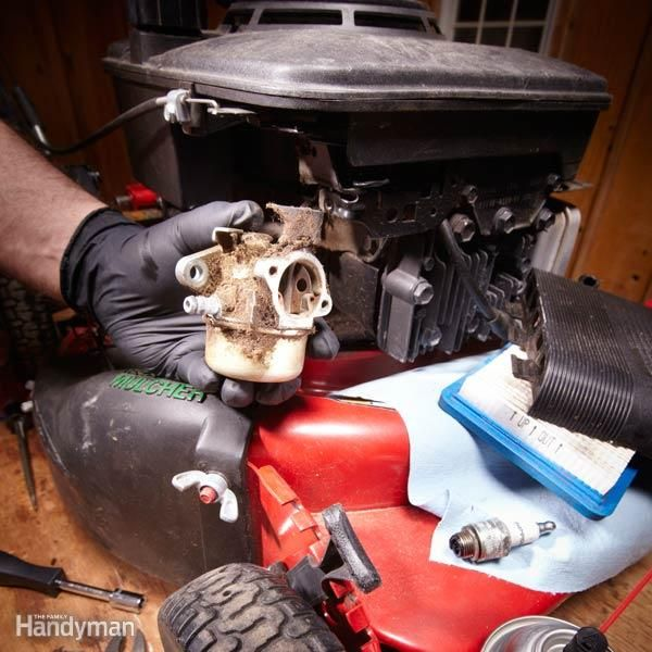 Lawn mower won't start and cutting the grass is on your to-do this weekend? Try these simple, detailed steps to troubleshoot and save the money on taking it to a repair shop!