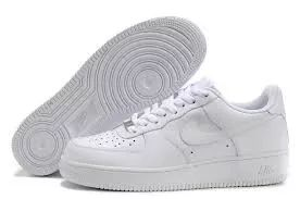 nike air force one blancas para dama y hombre