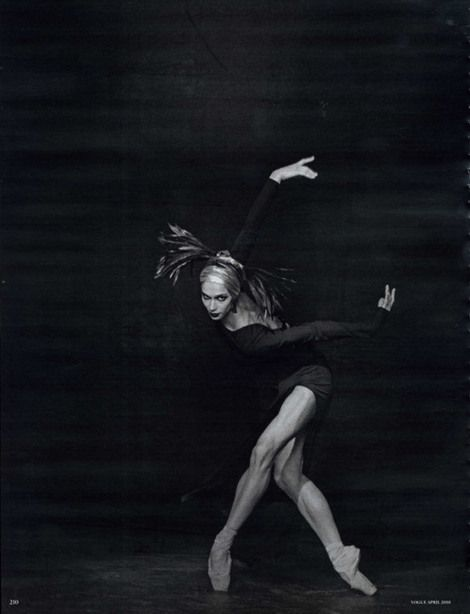 Peter Lindbergh, Polina Semionova – Полина Семионова on ArtStack #peter-lindbergh #art