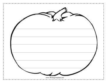Clever image with regard to pumpkin template free printable