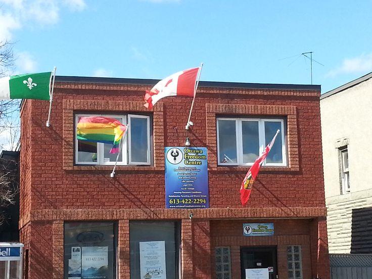 Vanier, Ontario in Ontario