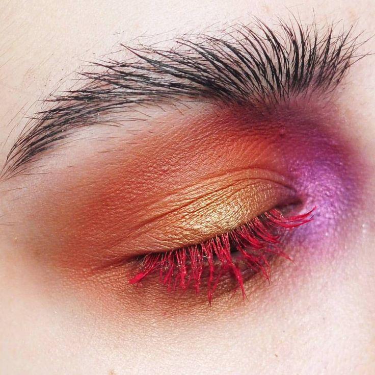 "4,789 Likes, 44 Comments - Ewelina Niemiec (@emalovii) on Instagram: ""EYES: @inglot_cosmetics shadows, color wonderland palette #belle lipstick #mua #makeup #makeuplook…"""
