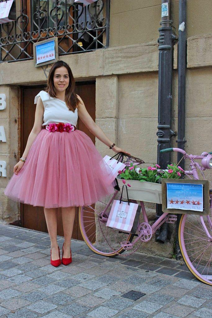 Look con falda de tul - Temporada: Primavera-Verano - Tags: fashionblogger, throughmycloset, look, libelluleshowroom, trends, -