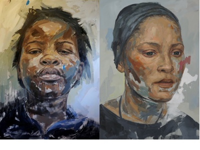 (Astoundingly talented South African Artist) LionelSmit