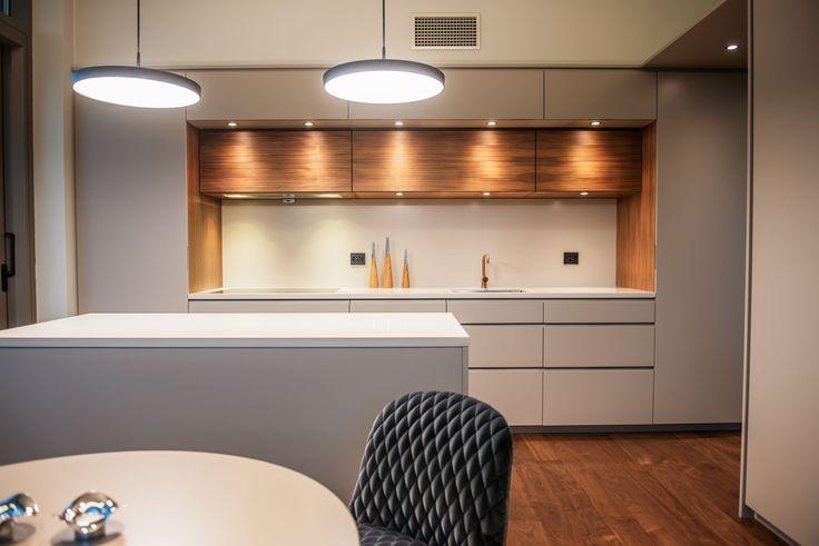 Singelfamily house  Built: 2016 Architect: Marita Hamre Kitchen: boform / Kielland AS