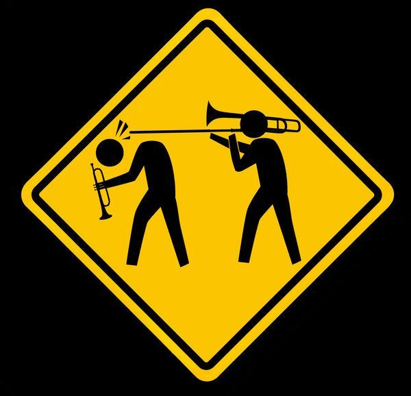 Caution: Slide Zone by shostakovichshammich