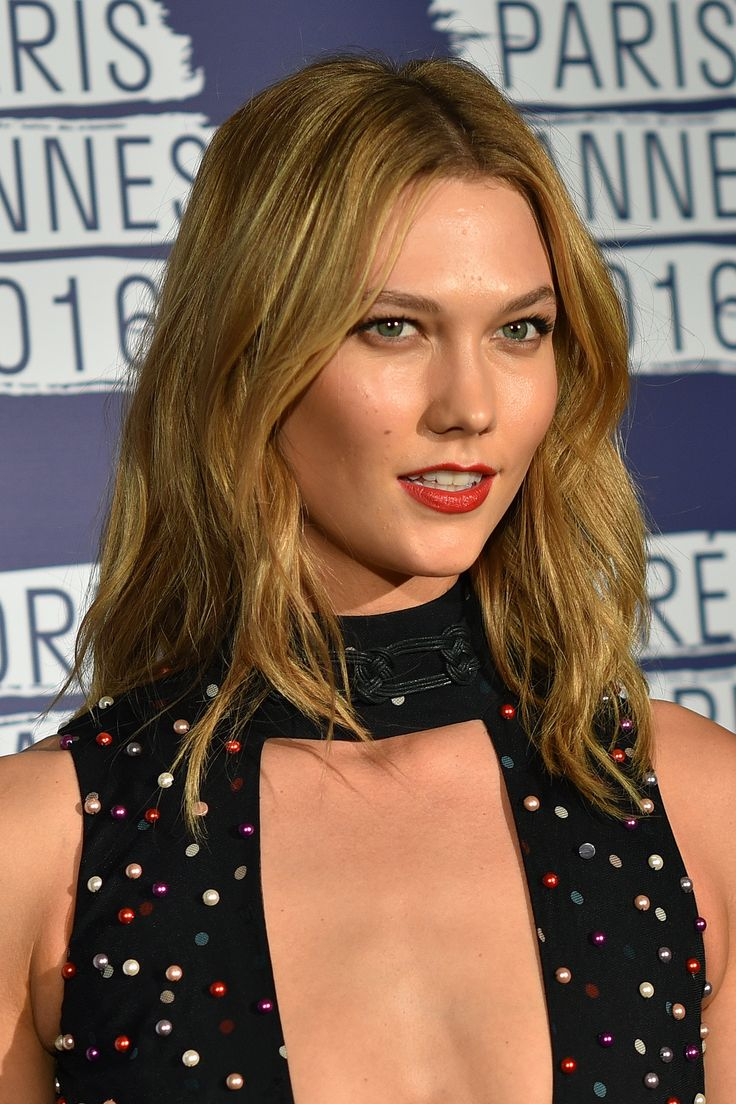 CANNES, FRANCE - MAY 18: Karlie Kloss attends the L'Oreal Paris Blue Obsession Party during the 69th annual Cannes Film Festival on May 18, 2016 in Cannes, France. (Photo by Jacopo Raule/FilmMagic) via @AOL_Lifestyle Read more: https://www.aol.com/article/entertainment/2017/06/13/karlie-kloss-boyfriend-joshua-kushner-birthday/22140429/?a_dgi=aolshare_pinterest#fullscreen