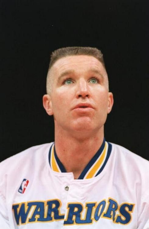 When You Think Golden State Greats Chris Mullin And His Meticulous Flat Top Always Come