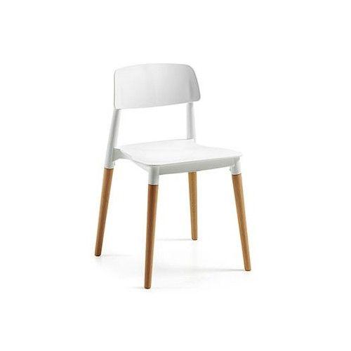 Asla silla blanca Kenay home, 99€