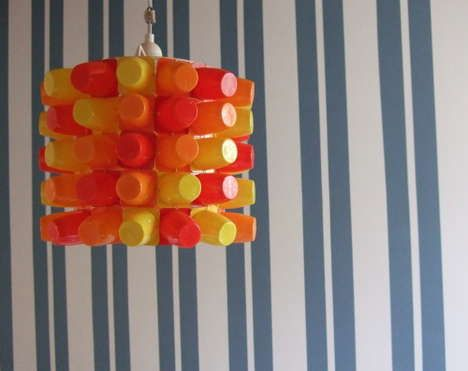 Bottle Lights - If you're someone who thinks mood lighting is important, these bottle lights will elevate your home decor and brighten up your living space. ...