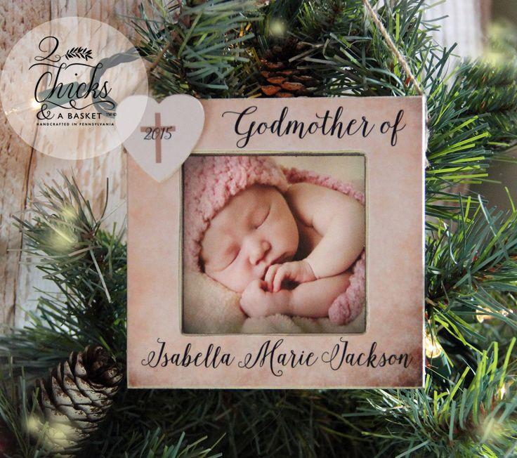 Baptism Blue Child Of God Customizable Snowflake Pewter: 17 Best Images About Godmother/Godchild On Pinterest