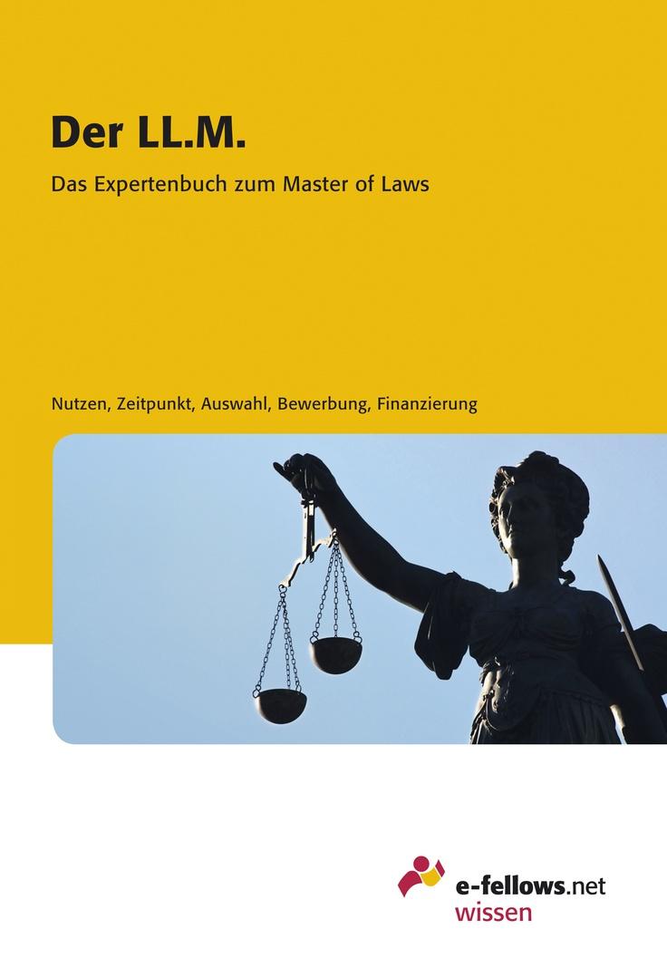 Dieses Buch bietet Juristen Informationen zum LL.M. Die Autoren beantworten Fragen zu Bewerbung und Finanzierung und weisen auch auf Alternativen zum Master of Laws hin.