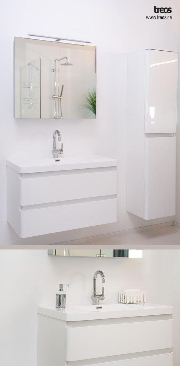 Kleines Badezimmer Mit Aufbewahrung Wandschrank Wenn Das Badezimmer Klein Ist Ist Es Oftmals Schwer Alles Unt Badezimmer Badezimmer Klein Kleine Badezimmer