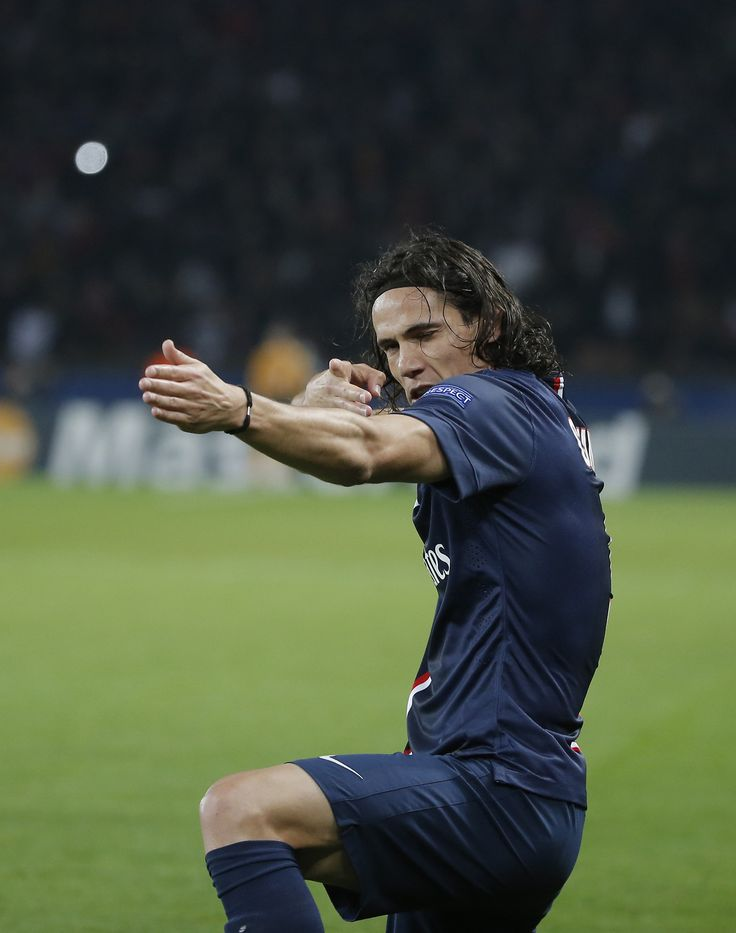 Edinson #Cavani for #PSG