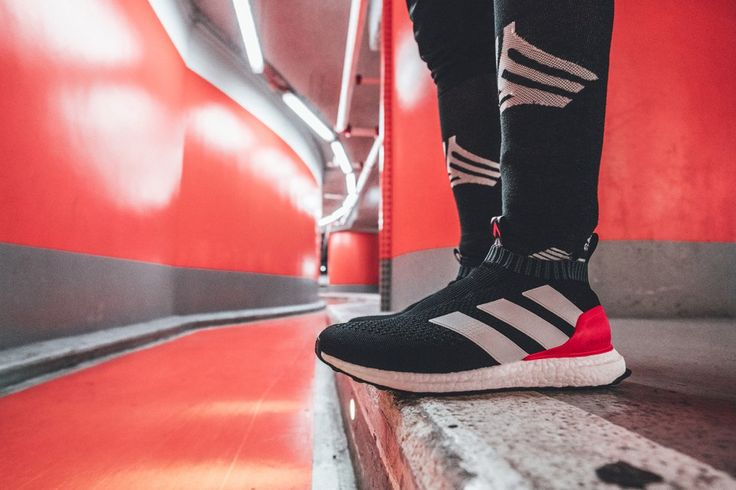 adidas Introduces a Red Limit Edition of the ACE 16 PureControl UltraBOOST #thatdope #sneakers #luxury #dope #fashion #trending