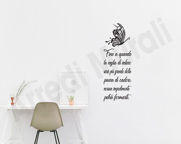 Frasi adesivi murali da poter applicare facilmente e decorare la casa. Adesivi Murali Frasi La Vita E Un Brivido Che Vola Via Citazione Wallstickers Frase Adesivi Da Muro Wall Sticker Follia Decorazione Interni Da Parete Casa Scritte Adesive Per Pareti In Italiano Prodotti