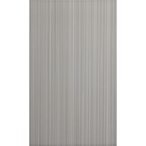Linea Grey Wall Tile - 39.8 x 24.8cm Pack of 10