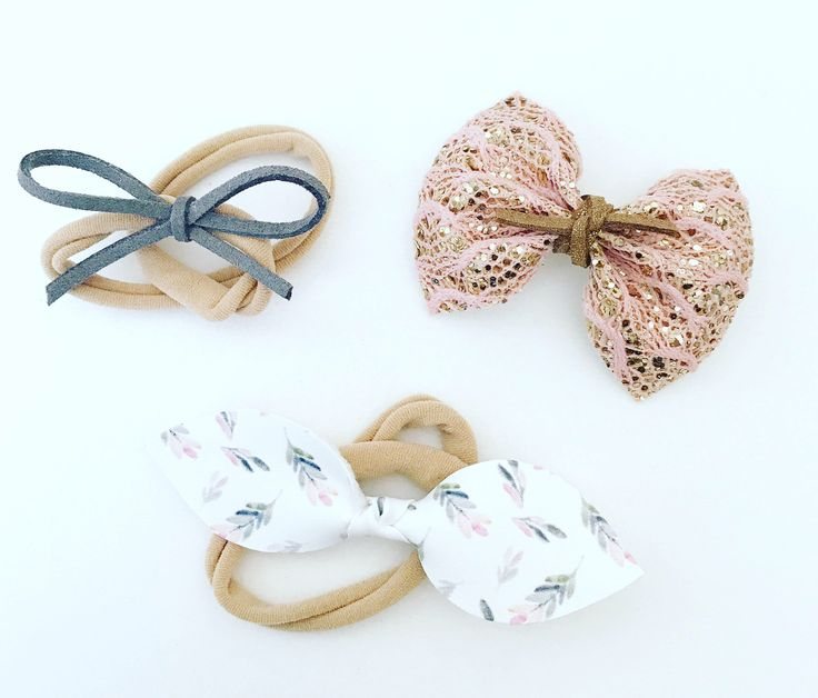 A personal favorite from my Etsy shop https://www.etsy.com/ca/listing/549745157/set-of-3-mixed-headbands-suede-bow-faux
