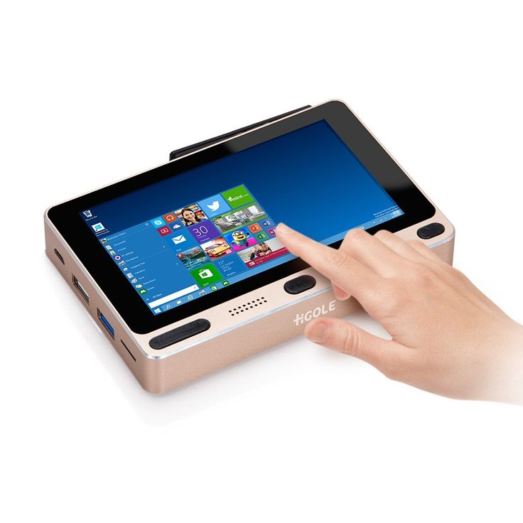 GOLE1 Mini computer , 5inch 1280X720 touchscreen all in one mini tablet PC,support support game CSGO, Windows 10 & Android 5.1 Intel mini PC quad core 4GB RAM 32GB ROM. New 5inch IPS touchscreen mini pc tablet with top-of-the-line Intel Cherrytrail Z8300 quad core. Pocket mini pc windows 10 &Android 5.1 OS dual boot, Fastly working 4GB RAM quad core Intel PC mini. 5inch IPS HD screen tv box smart HDMI outlet support game CSGO , wireless dual bands WIFI 2.4GHz 5.0GHz a/b/g/n for intenet…