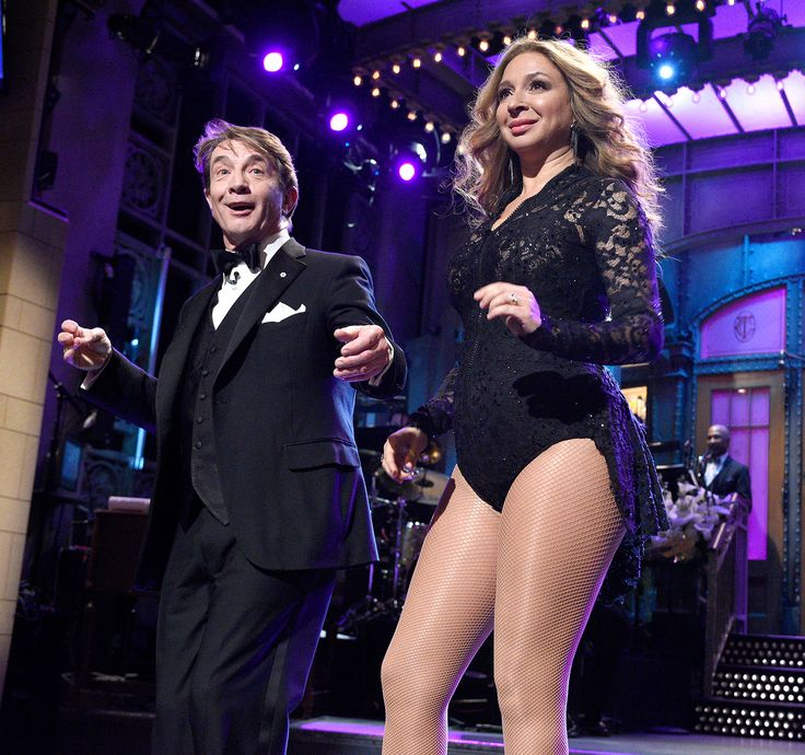 Maya Rudolph reprised her Beyonce impersonation during Sunday's Saturday Night Live 40th Anniversary special