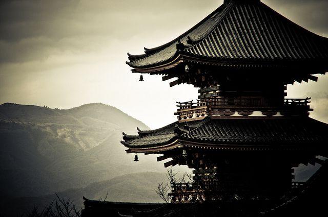 Kiyomizu Dera - Kyoto, Japan