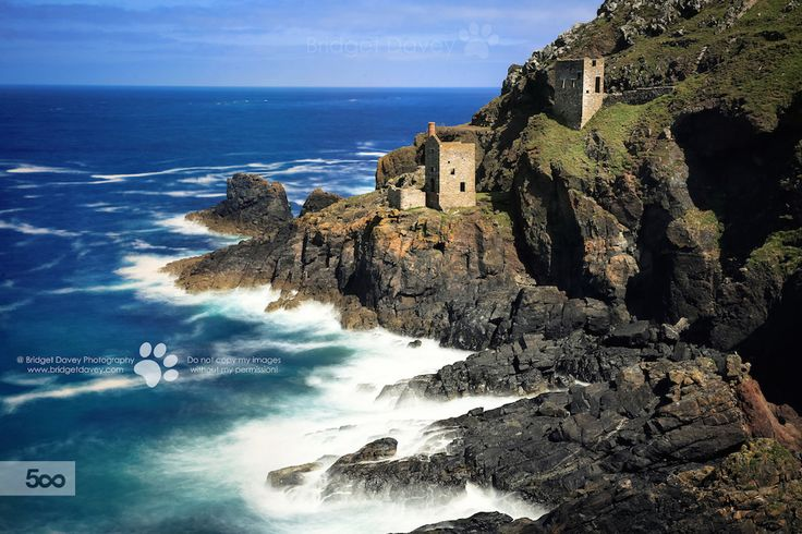 Botallack - Crown Mines | Cornwall | United Kingdo by Bridget Davey on 500px