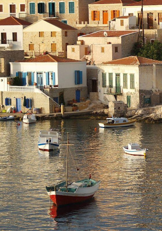 #Chalki island #Greece