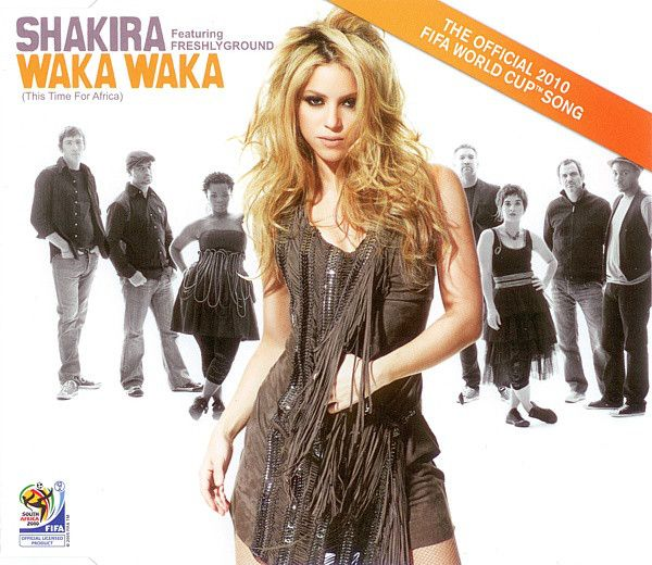 Images for Shakira Featuring Freshlyground - Waka Waka (This Time For Africa) (The Official 2010 FIFA World Cup Song)