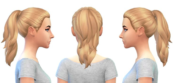 [[MORE]]Just a laid back pony for your sims' lazy days… Things to know before downloading • This hair IS base game compatible :) • This hair IS hat compatible :) • Available for female sims aged...