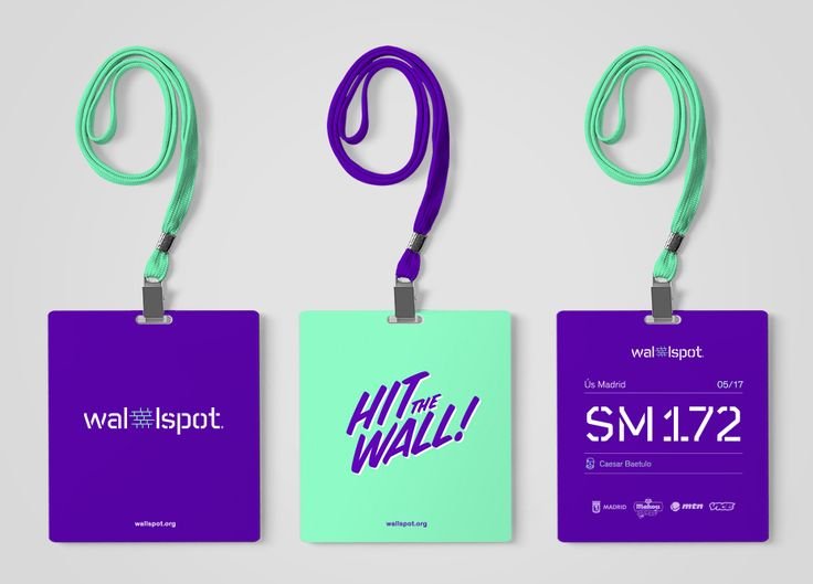 Branding project for Wallspot, an online platform that manages spaces for urban artists around the world.Wallspot is a tool in which an artist can book a wall for an artistic intervention, in his country or anywhere else by the usage of an online author…