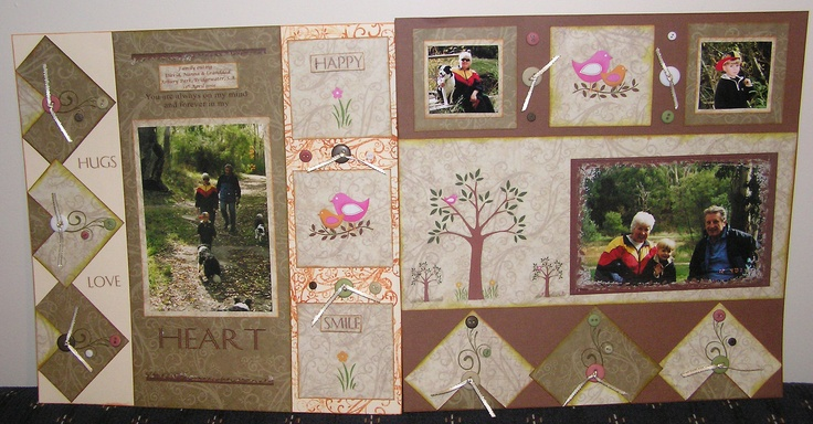 Country Flourish Patchwork designed by Kaszazz consultant Sonya Edwards - 'Day out with David & Dogs'