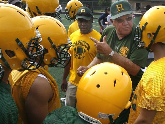 John Herrington has been football program's lone coach and produced 13 state titles