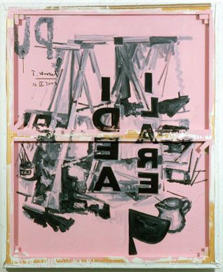 Troels Wörsel (Danemark, 1950-) – Ilare Idea (2003)