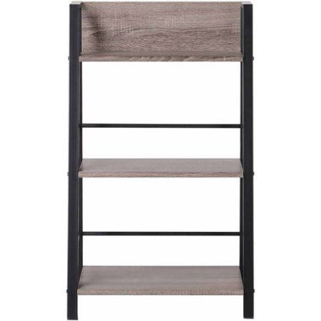 Mainstays 3-Shelf Bookcase, Multiple Finishes - Walmart.com