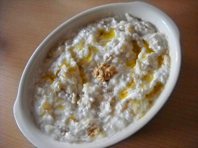 Tarator (diverse türk. Gerichte / auf Türkisch)