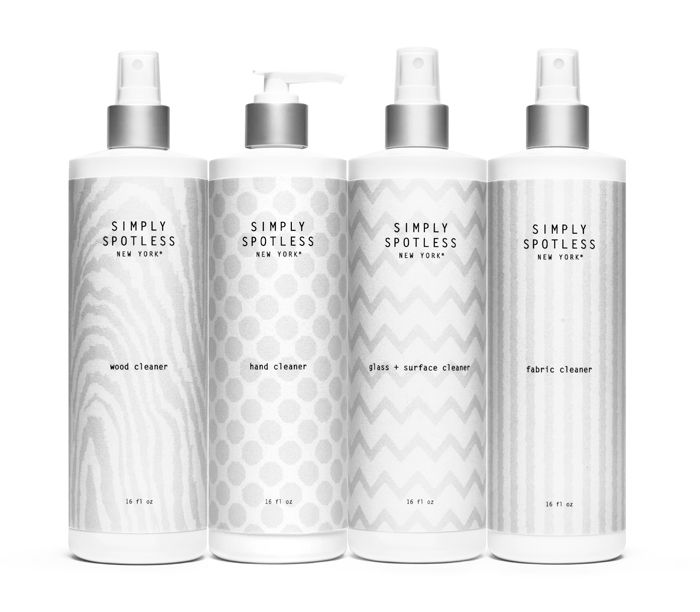 Simply Spotless New York, a collection of luxurious, naturally-derived home care products, was designed to preserve the things that you love.