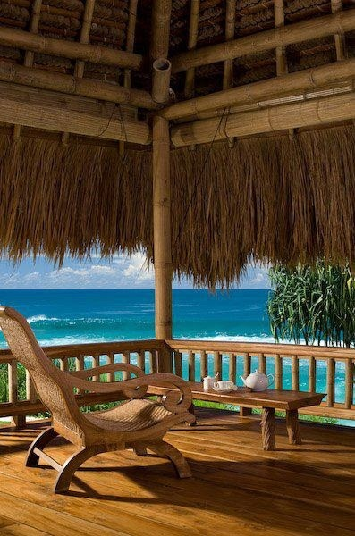 Nihiwatu Resort, Sumba Island. INDONESIA.