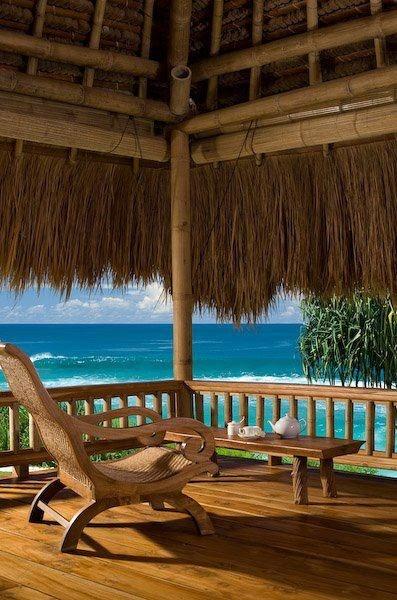 Nihiwatu Resort, Sumba Island. INDONESIA.