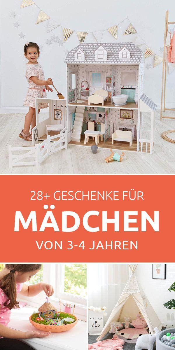 49 Geschenke Fur 3 Bis 4 Jahre Alte Madchen Geschenke Fur Madchen Geschenkideen Geburtstag Kinder Und Geschenk Kind 4 Jahre
